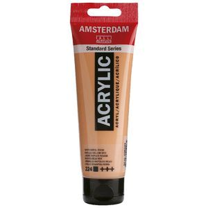 Amsterdam Acrylic Paint 120mL Naples Yellow Red 224