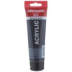 Amsterdam Acrylic Paint 120mL Paynes Grey 708
