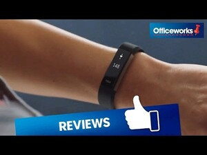 Fitbit Alta HR Activity Tracker Small Black