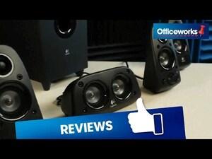 Logitech Speaker System Black Z506