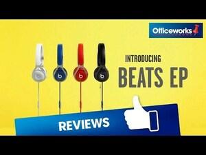 f8664841c1f Beats EP On-ear Headphones Red | Officeworks