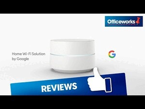 Google WiFi Mesh Router 3 Pack