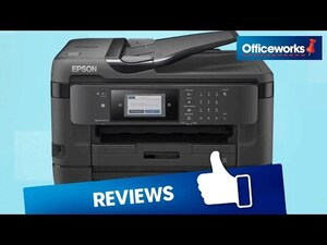 Epson WorkForce A3 Wireless MFC Printer WF-7710