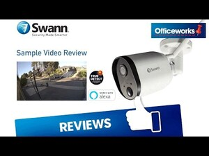 Swann Outdoor Surveillance Camera