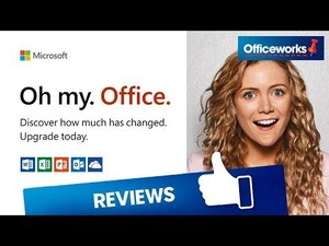 Microsoft Office Home and Business 2019 1 Device Download | Officeworks