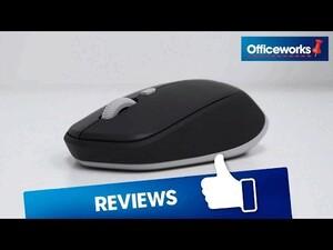 Logitech Bluetooth Mouse Black M337