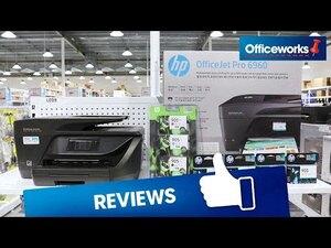 HP OfficeJet Pro Wireless Inkjet MFC Printer 6960