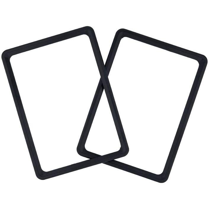Meto A5 Signage Frames Black 2 Pack | Officeworks