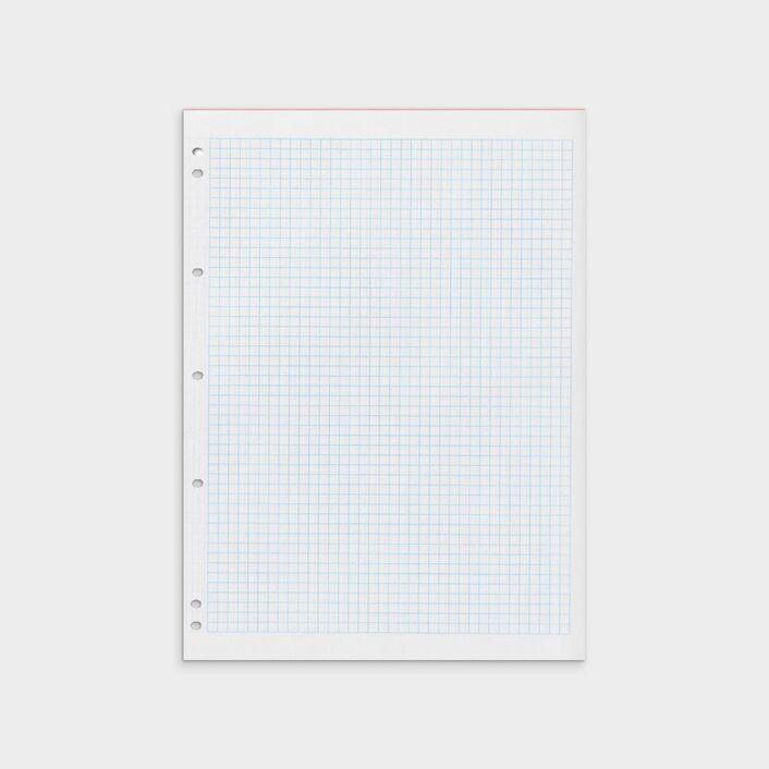 keji a4 grid pad 50 sheet