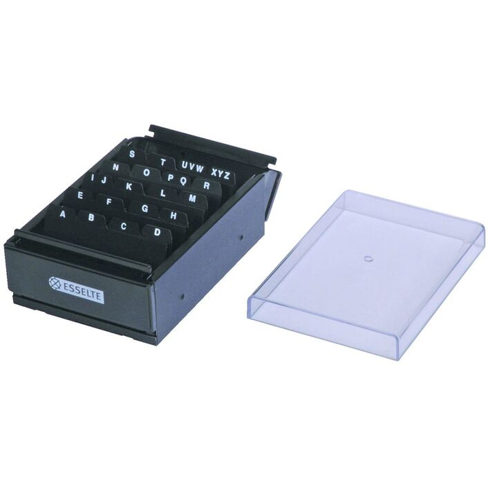 Esselte Business Card Case 400 Pack | Officeworks