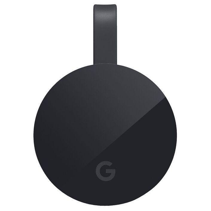 Google Chromecast Ultra Black Officeworks