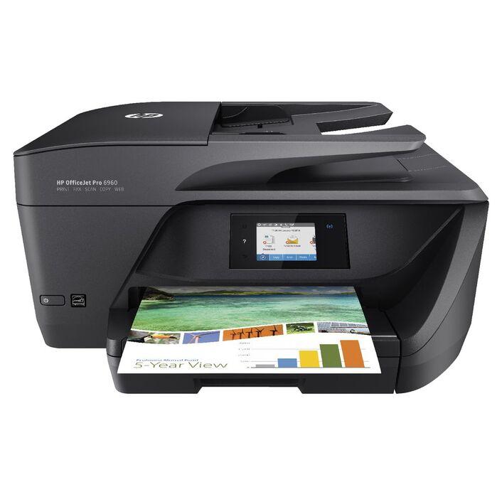 hp officejet pro wireless inkjet mfc printer 6960 officeworks