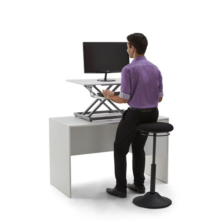 sitting stand limited veradesk desk options sitstand products varidesk chairs single standing sit