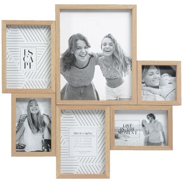 Ashton 6 Opening Frame with 5 x 7\