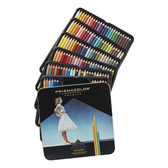 Prismacolor Premier Coloured Pencil Set 132 Pack Officeworks
