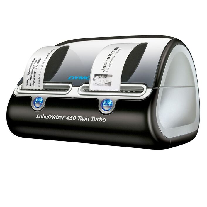 Dymo Labelwriter 450 Twin Turbo Label Maker Officeworks