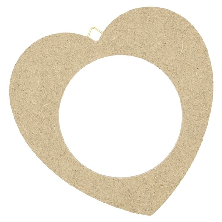 Little Learner Wooden Heart Frame 2 Pack | Officeworks