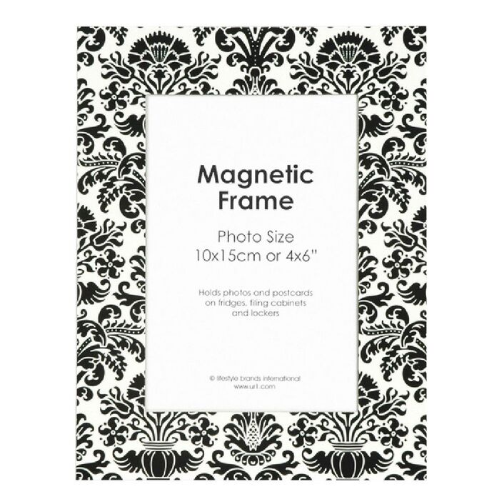Magnetic Photo Frame 4 x 6\