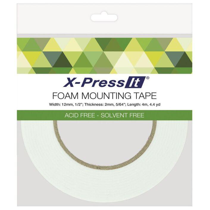 X press it foam tape 12mm x 4m