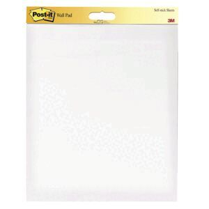 Post it wall pad 2 pack officeworks