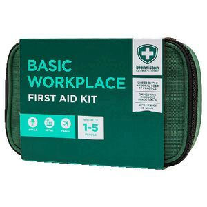 Brenniston Basic Workplace First Aid Kit   Officeworks