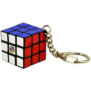 Rubik's 3 x 3 Cube Key Ring | Officeworks