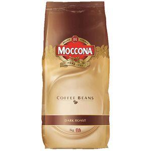 Moccona UTZ Certified Dark Beans 1kg