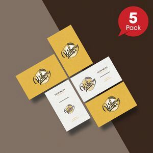 Business card design 5 pack officeworks business card design 5 pack reheart Image collections