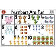 Wall charts officeworks learning can be fun desk mat numbers are fun gumiabroncs Gallery