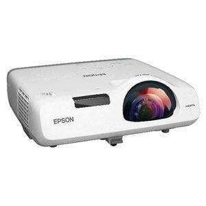 Epson Digital Wireless Projector EB-520