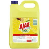 b79278036c4e Ajax Floor Cleaner Lemon 5L