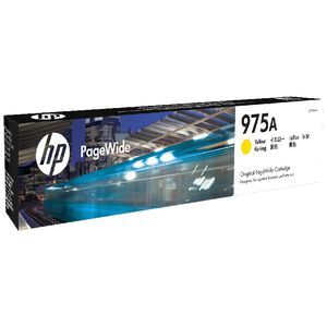 New HP 975A Yellow Ink Printer Cartridge