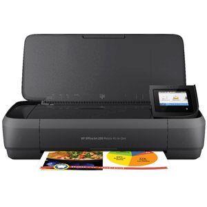 HP OfficeJet Wireless Portable Inkjet MFC Printer 250