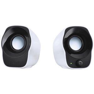 Logitech 2.0 Speakers White Z120