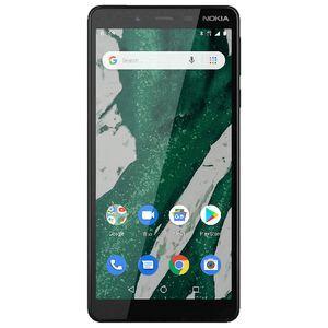 Nokia 1 Plus Mobile Phone Unlocked Black