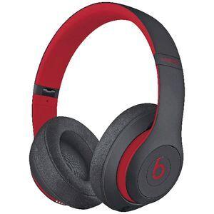 Beats Studio3 Wireless Decade Headphones Defiant Black-Red