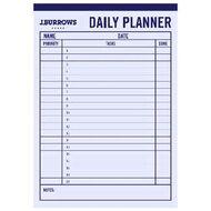JBurrows A4 Day Planner 50 Leaf