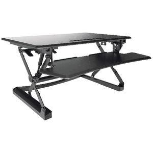 Stand Sit Desks Small Computer Desk White