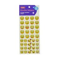 cf91e5eb60b0c9 Kadink Emoticon Stickers 40 Pack