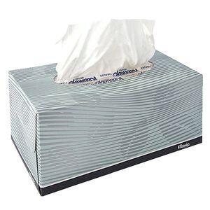 Kleenex 2 Ply Facial Tissues 200 Sheet Box Officeworks