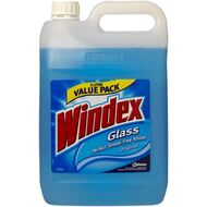 fc32a5b0721e Windex Glass Cleaner 5L