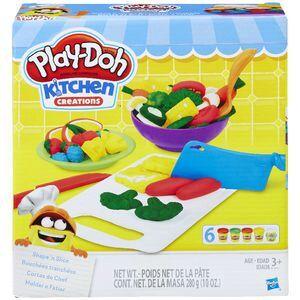 Play Doh Kitchen Creations Shape N Slice Set