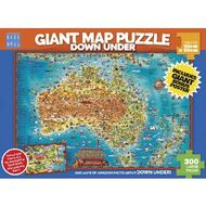 Jigsaw puzzles officeworks blue opal giant down under map puzzle gumiabroncs Gallery