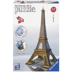 Ravensburger Eiffel Tower 3D Puzzle