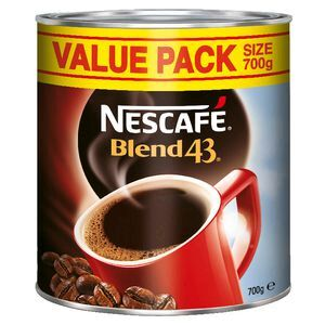 Nescafe Blend 43 Instant Coffee 700g | Officeworks