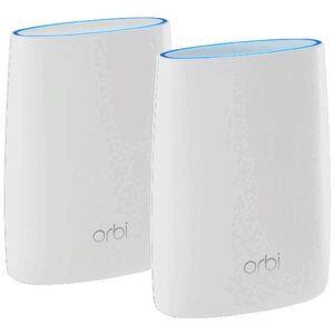 Netgear Orbi Ac3000 Tri Band Mesh Wifi System Rbk50