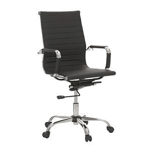 franklin chair black officeworks