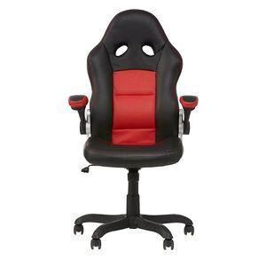 bathurst chair red officeworks