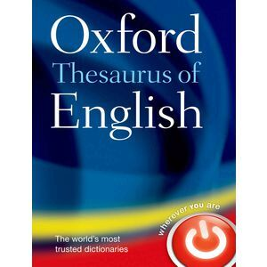 oxford thesaurus of english officeworks