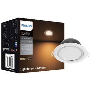 Philips Hue White Ambiance Downlight | Officeworks